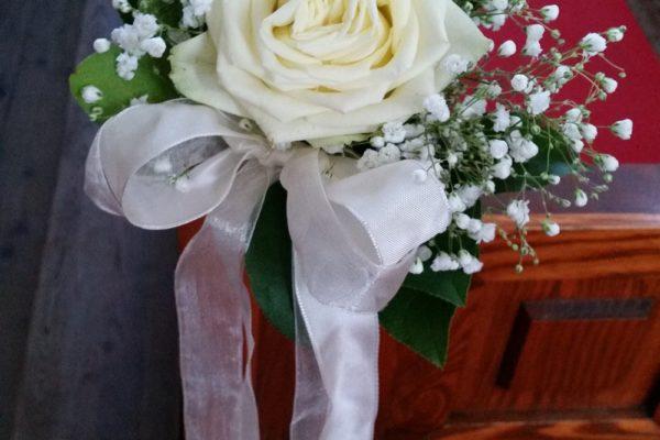 Taufe Blumentraum Doris Rehrl Ihre Floristin Aus Salzburg